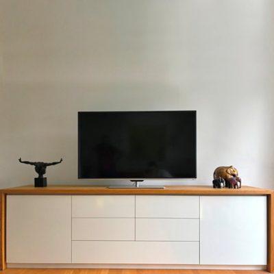 MundW Wohndesign Sideboard Eigenarbeit